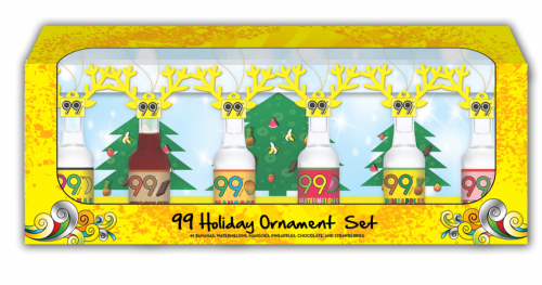 99 Holiday Ornament Minis