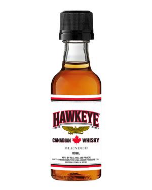Hawkeye Canadian Whisky Mini