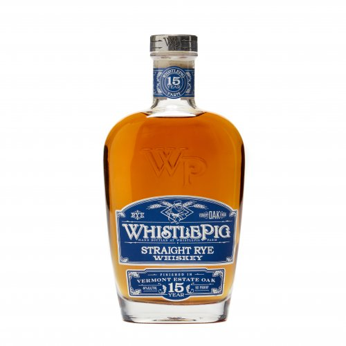 WhistlePig Straight Rye Whiskey 15 Year