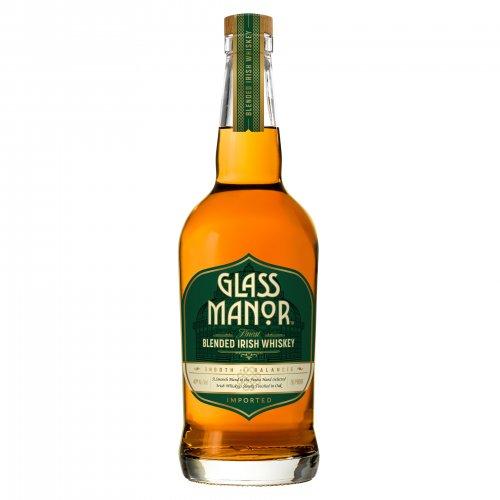 Glass Manor Irish Whiskey