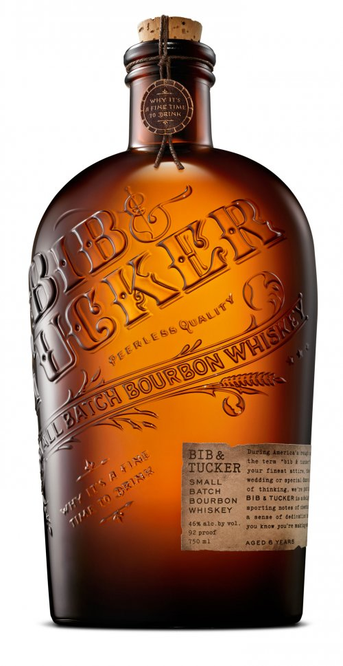 Bib & Tucker Small Batch Bourbon Aged 6YR