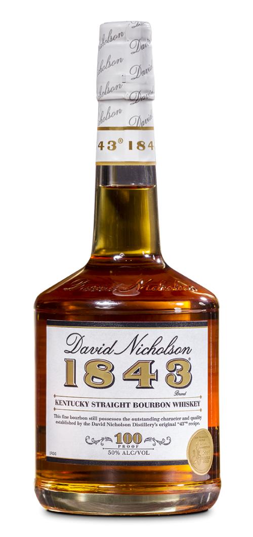 David Nicholson 1843 Bourbon
