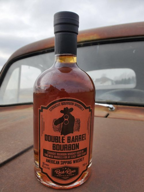 Double Barrel Bourbon
