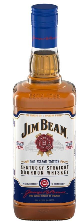 Jim Beam Cubs Edition