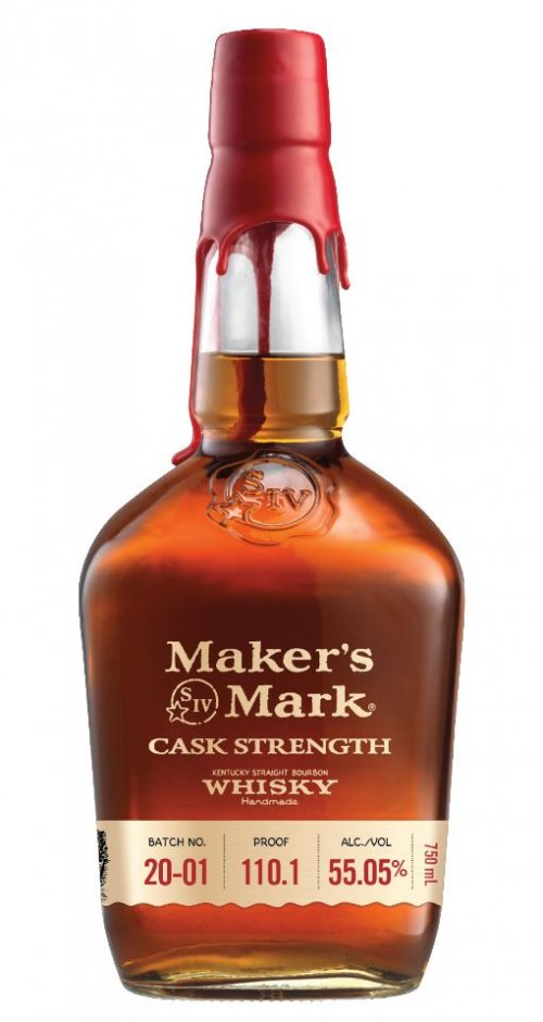 Makers Mark Cask Strength