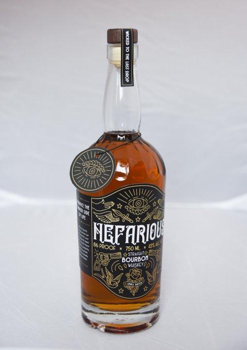 Nefarious Bourbon Whiskey