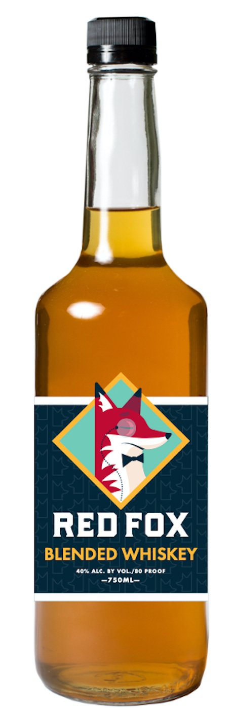 Red Fox Blended Whiskey