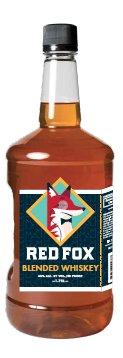 Red Fox Blended Whiskey DISCO