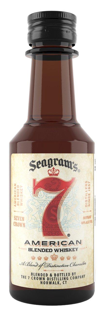 Seagrams 7 Crown Mini