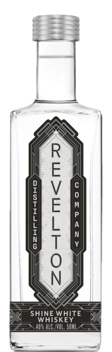 Revelton Shine White Whiskey Mini
