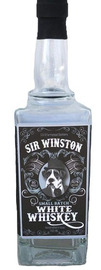 Sir Winston White Whiskey
