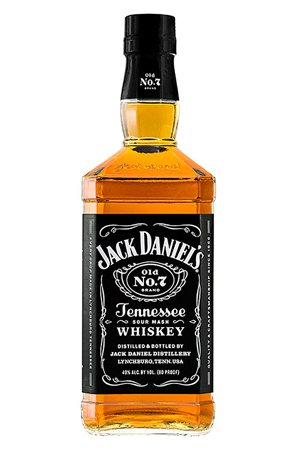 Jack Daniels Old #7 Black Label