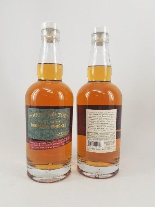Douglas & Todd Bourbon Whiskey