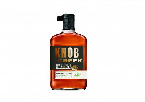 Knob Creek Cask Strength Rye