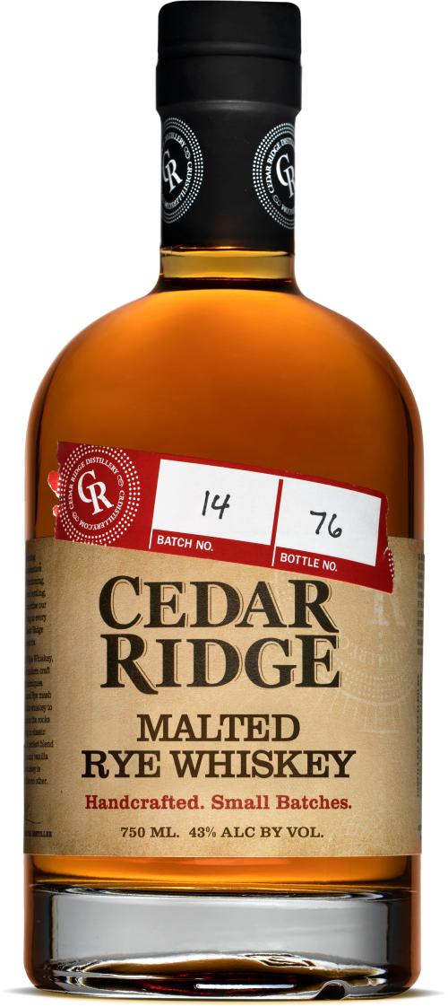 Cedar Ridge Malted Rye