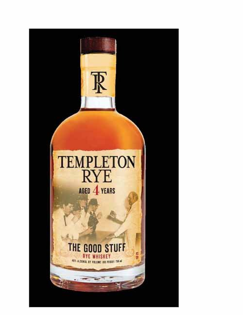 Templeton Rye 4YR