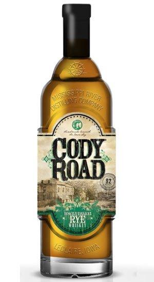 Cody Road Single Barrel Rye