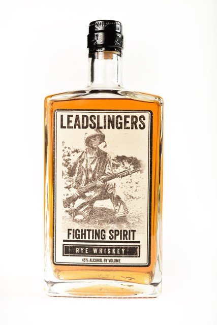 Leadslingers Fighting Spirit Rye