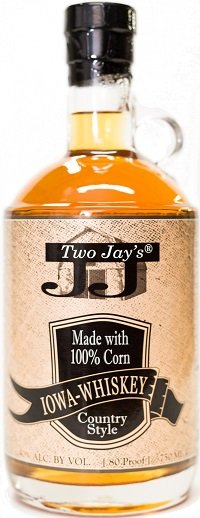 Two Jay's Country Style Blended Why.