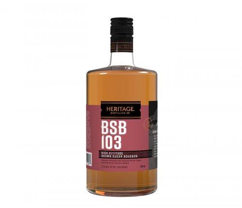 Brown Sugar Bourbon 103