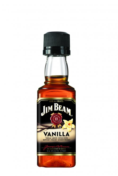 Jim Beam Vanilla Mini