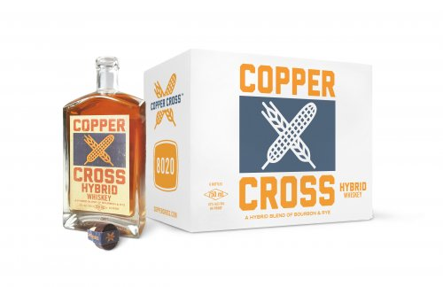 Copper Cross Hybrid Whiskey