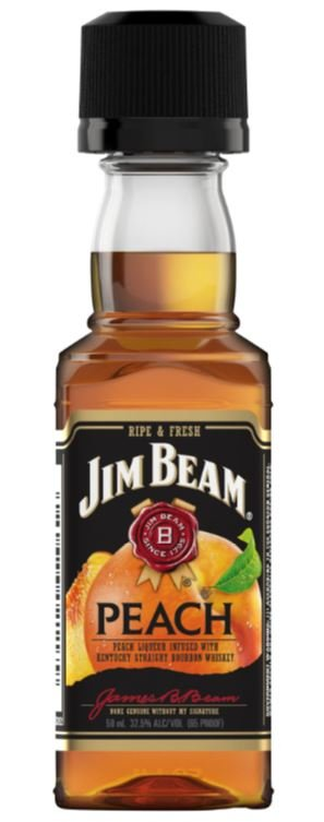 Jim Beam Peach Mini