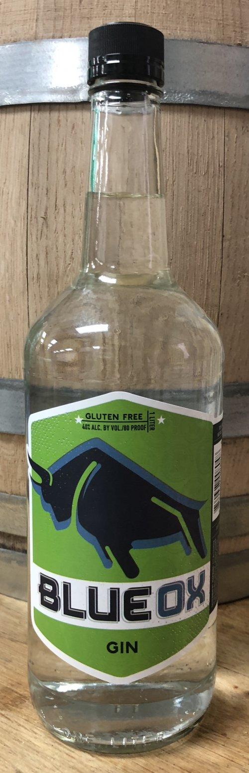 Blue Ox Gin