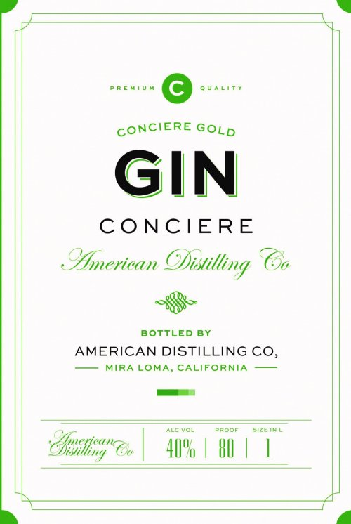 Conciere Gin