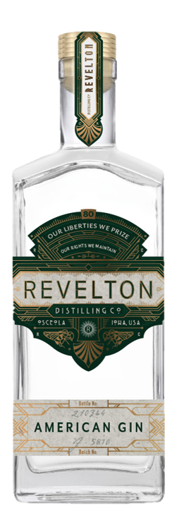 Revelton American Gin