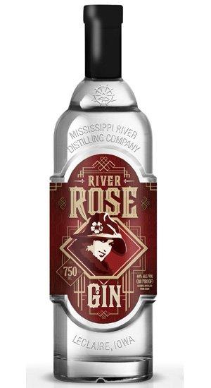 River Rose Gin