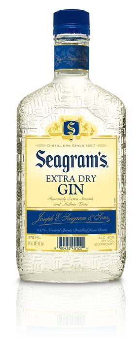 Seagrams Extra Dry Gin