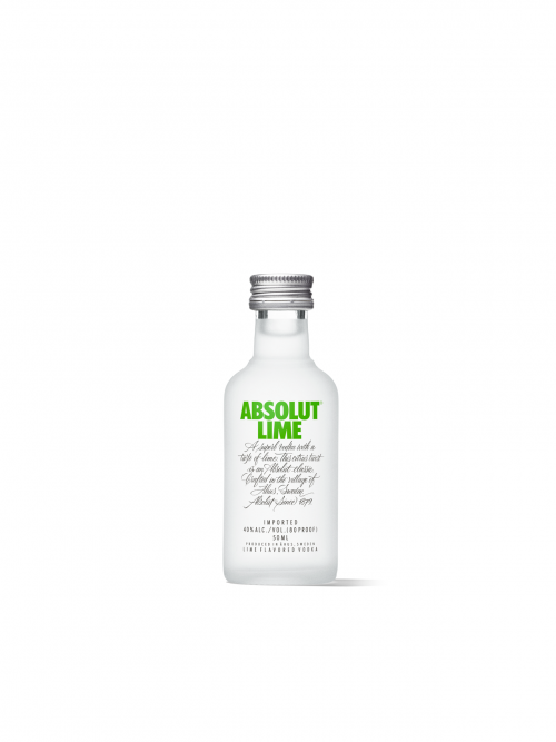 Absolut Lime Mini