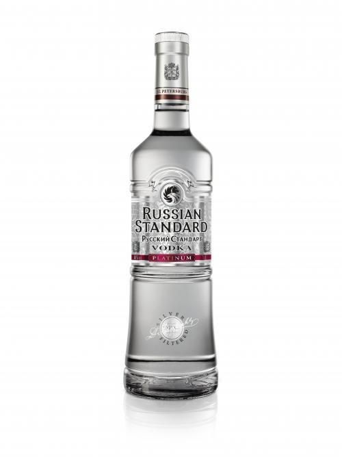 Russian Standard Platinum Vodka