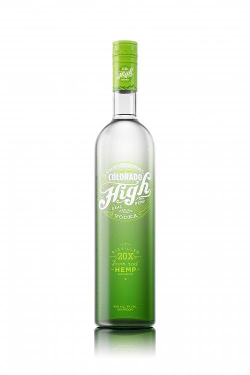 Colorado High Vodka