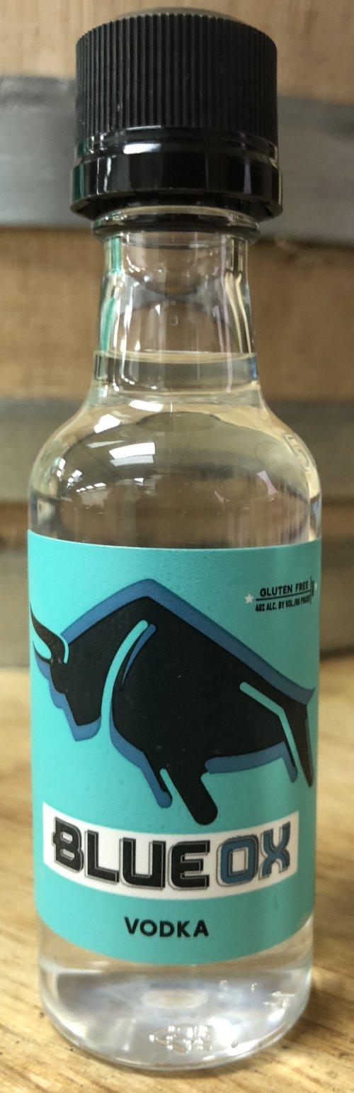 Blue Ox Vodka Mini
