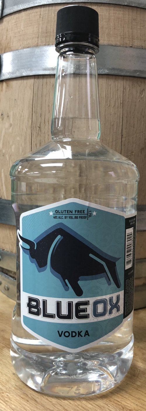 Blue Ox Vodka