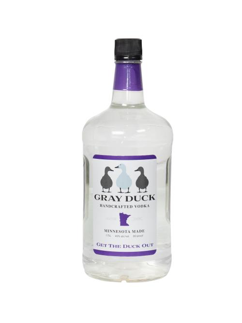 Gray Duck Vodka