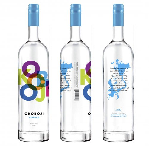 Okoboji Vodka