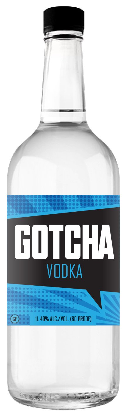 Gotcha Vodka