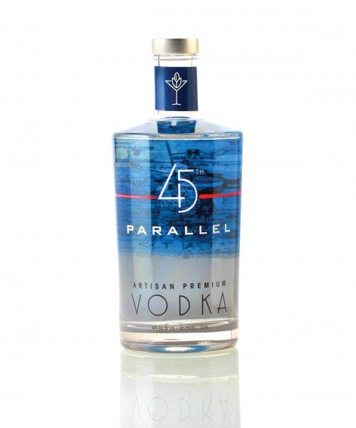 45th Parallel Vodka