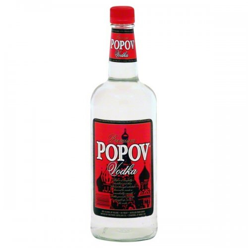 Popov Vodka Popov Vodka 80 Prf Tra...