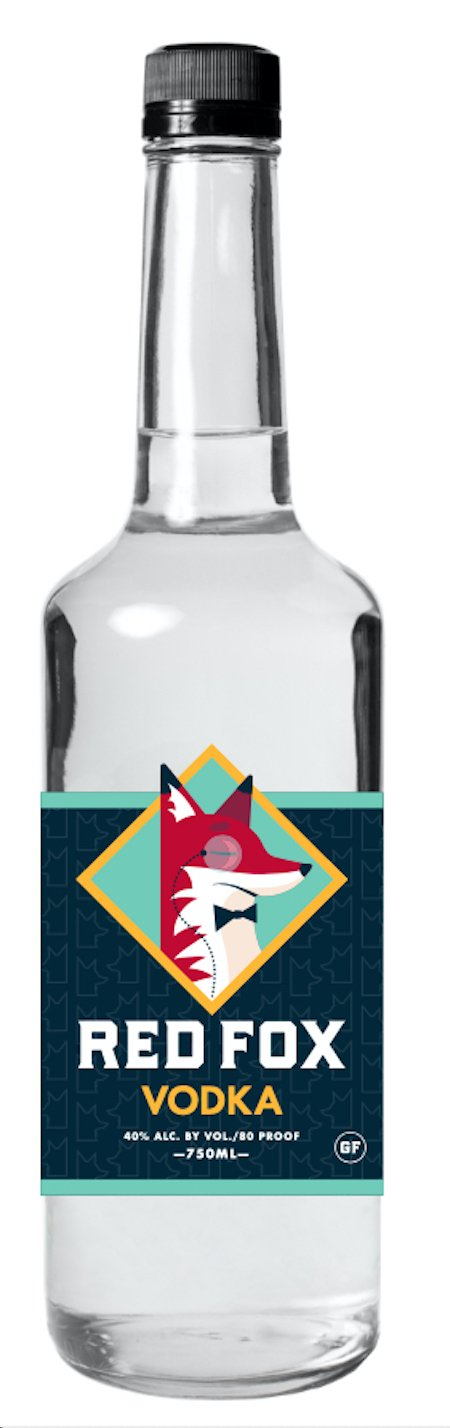 Red Fox Vodka DISCO