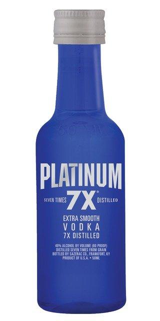 Platinum 7x Vodka Mini