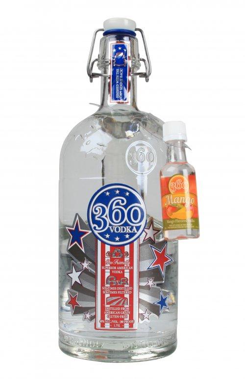 360 Vodka Patriot