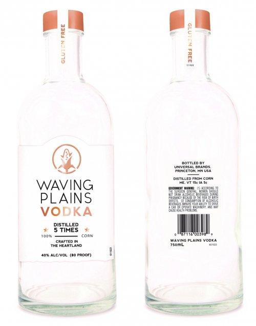 Waving Plains Vodka