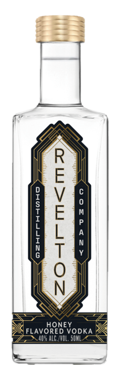 Revelton Honey Vodka Mini
