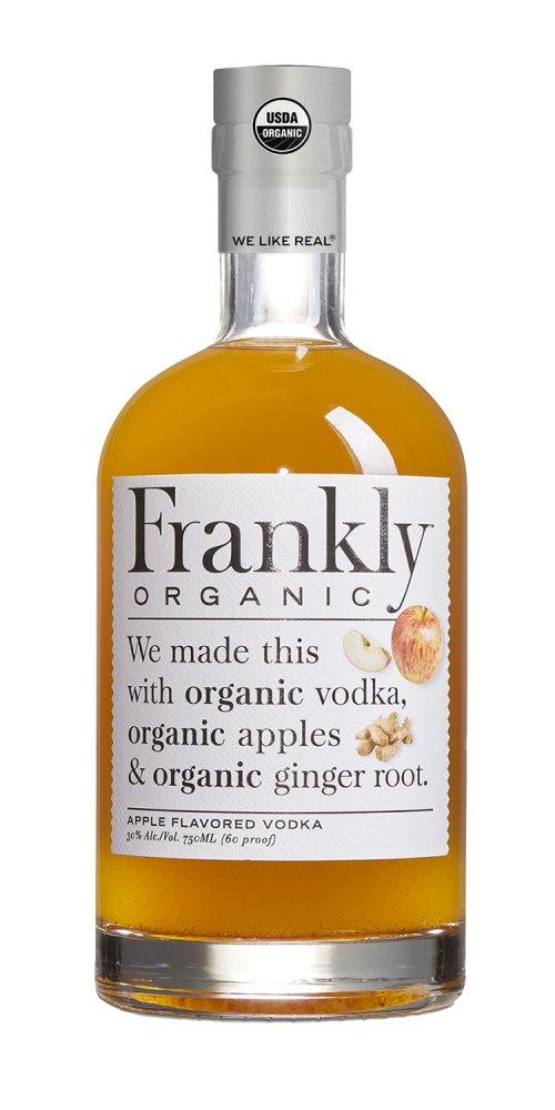 Frankly Organic Apple Vodka