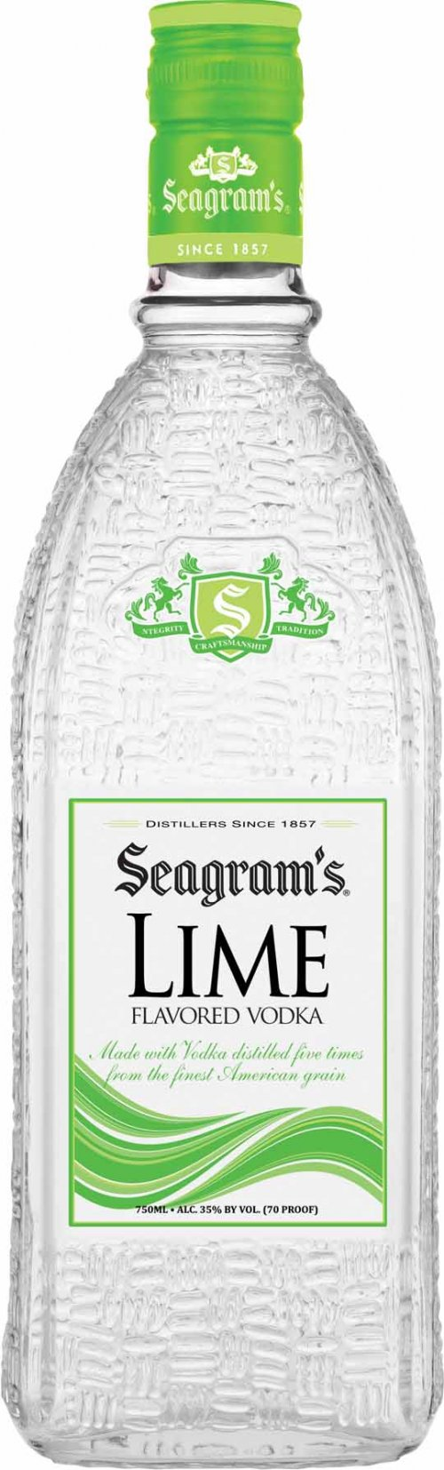 Seagrams Lime Vodka