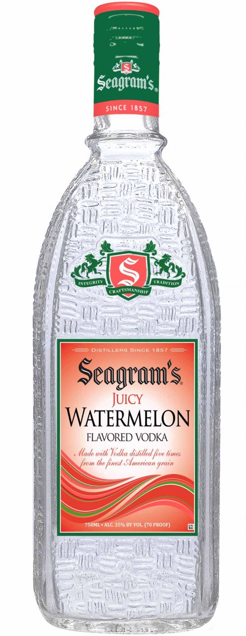 Seagrams Juicy Watermelon Vodka
